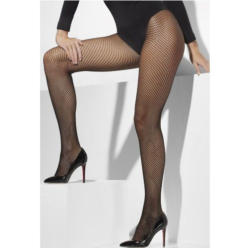 Fishnet Tights (Fever 42794) - Black